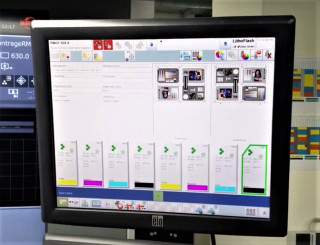Lithec LithoFlash Inline print quality control system