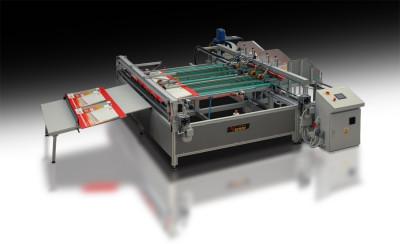 Versor Cassio, Cassio Hybride corrugated folder gluer