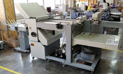 Folding machine MB CAS 52 2000