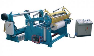 Slitter rewіnder for paper and cardboard La Meccanica Fumagalli TRM