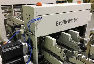 Versor BrailleMatic модуль для тиснения шрифта Брайля