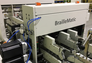 Versor BrailleMatic модуль для тиснення шрифту Брайля