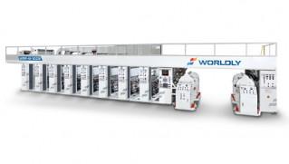 Машина глибокого друку Worldly WRP-AS