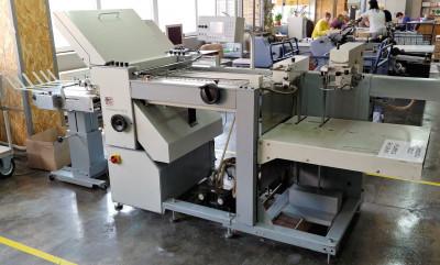 Фальцмашина MB CAS 52 2000